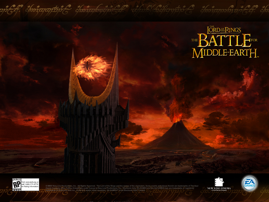 Games Wallpaper: The Battle for Middle-Earth