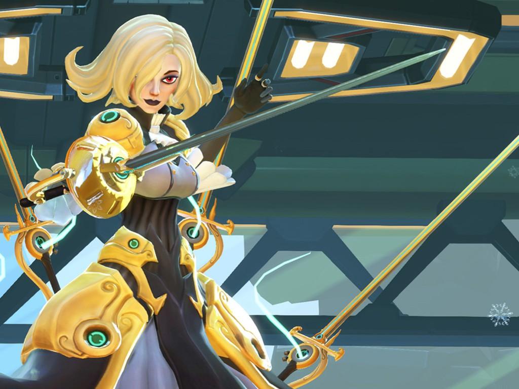Games Wallpaper: Battleborn