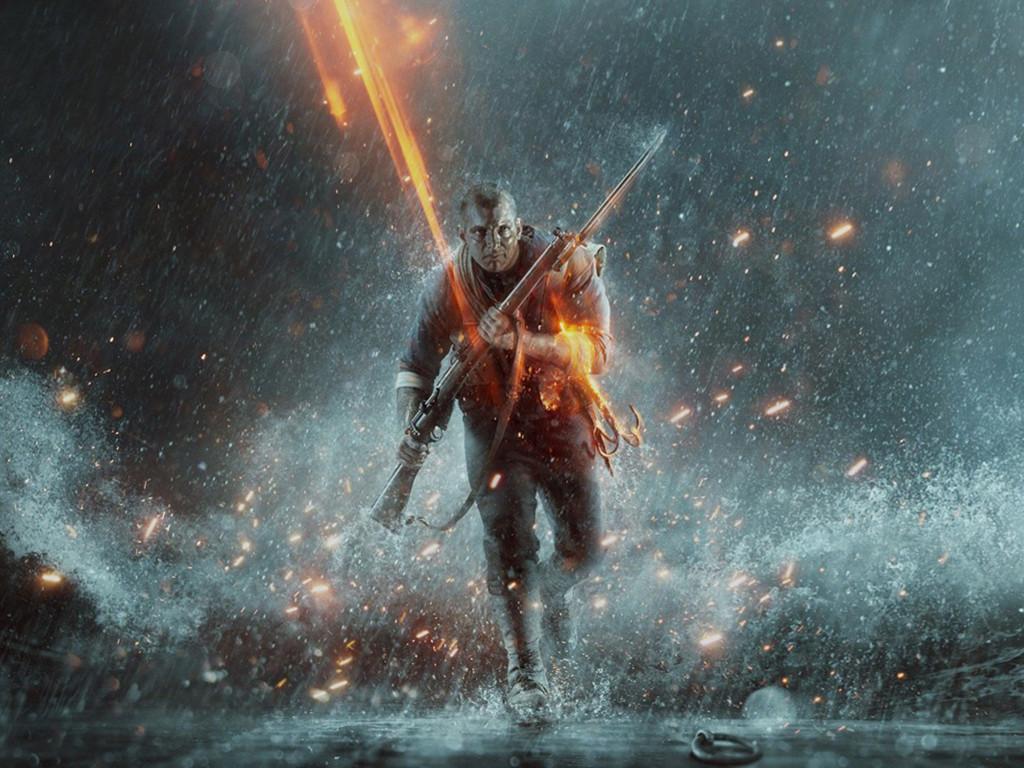 Games Wallpaper: Battlefield 1 - Turning Tides