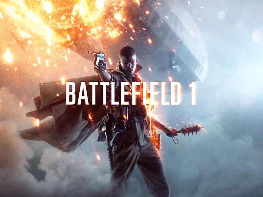 Games Wallpaper: Battlefield 1