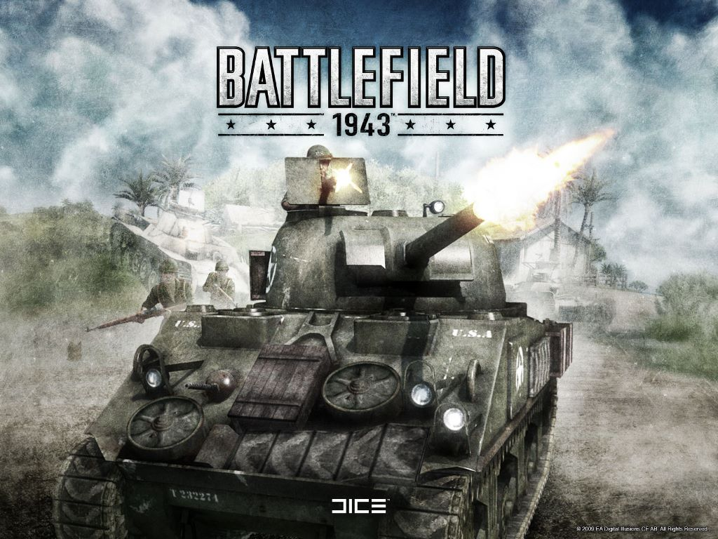 Games Wallpaper: Battlefield 1943