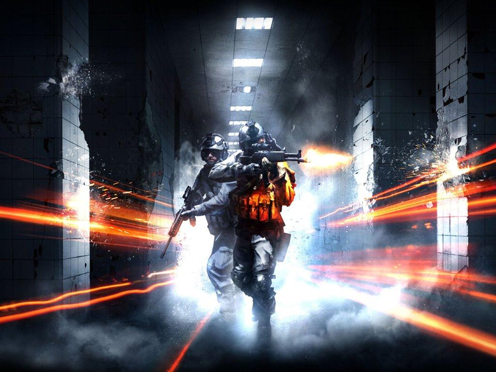 Games Wallpaper: Battlefield 3