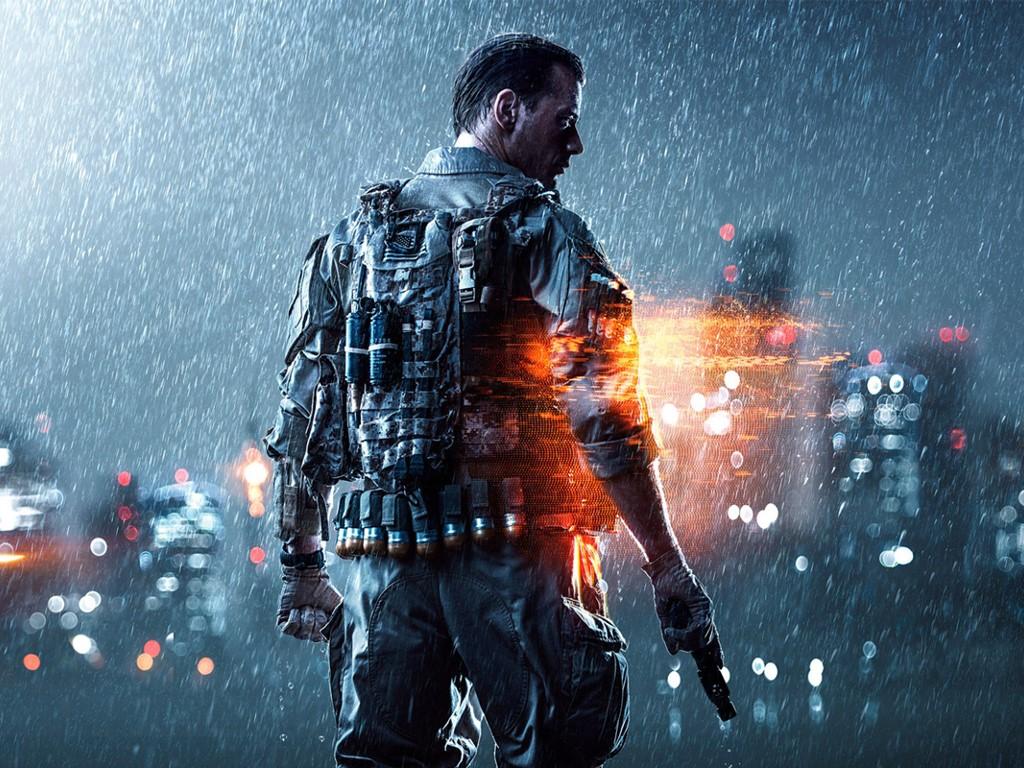 Games Wallpaper: Battlefield 4