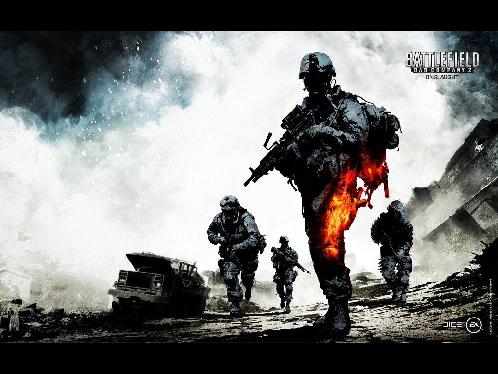 Games Wallpaper: Battlefield Bad Company 2