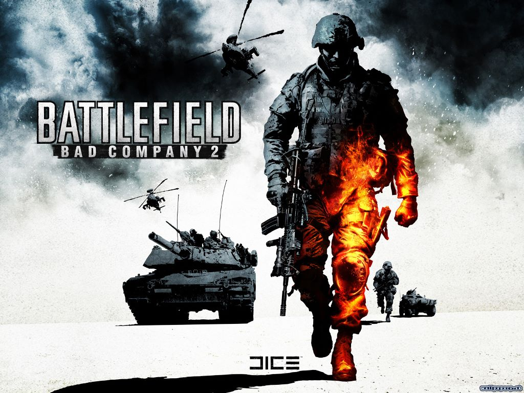 Games Wallpaper: Battlefield - Bad Company 2