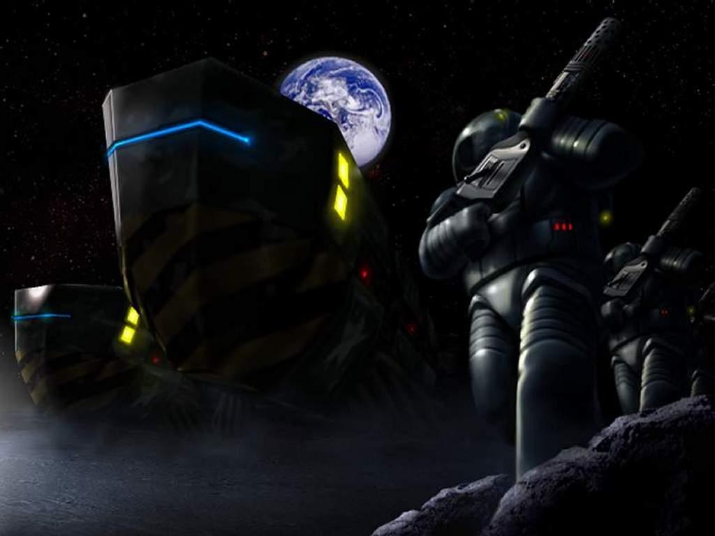 Games Wallpaper: Battlezone 2