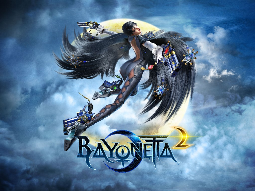 Games Wallpaper: Bayonetta 2