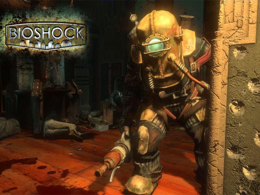 Games Wallpaper: Bioshock