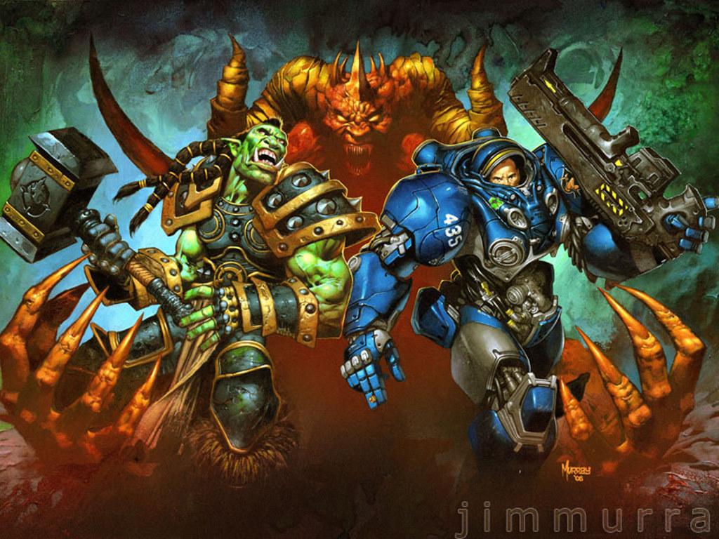 Games Wallpaper: Blizzard