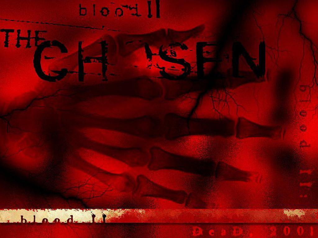 Games Wallpaper: Blood 2 - Dead Again