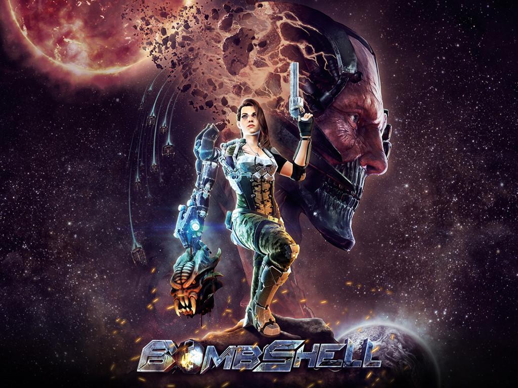 Games Wallpaper: Bombshell