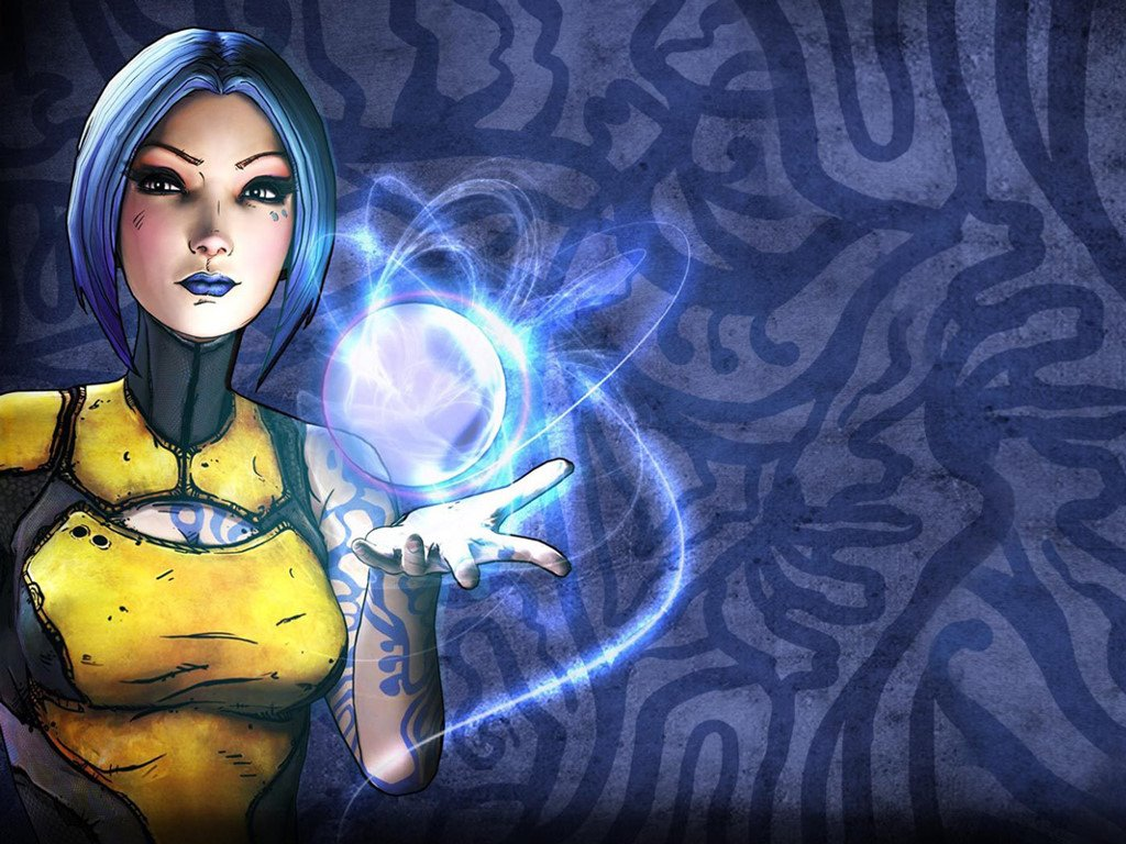 Games Wallpaper: Borderlands 2