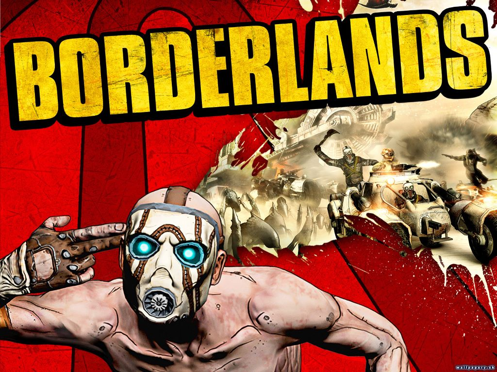 Games Wallpaper: Borderlands