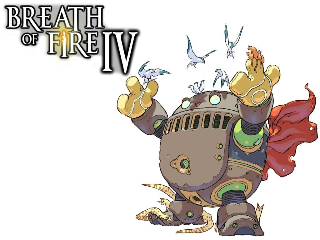 Games Wallpaper: Breath of Fire IV