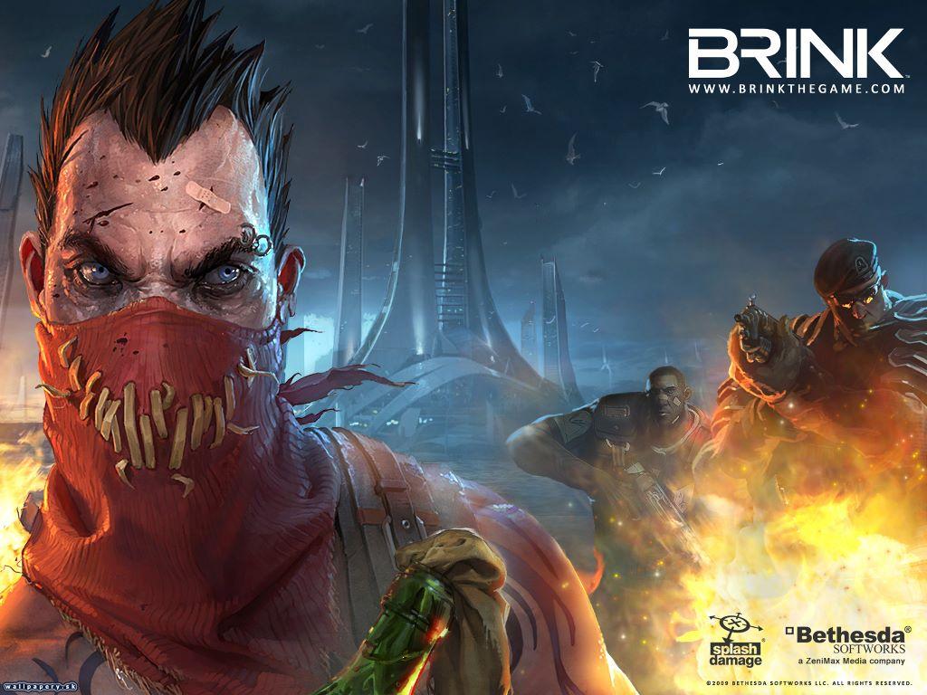 Games Wallpaper: Brink