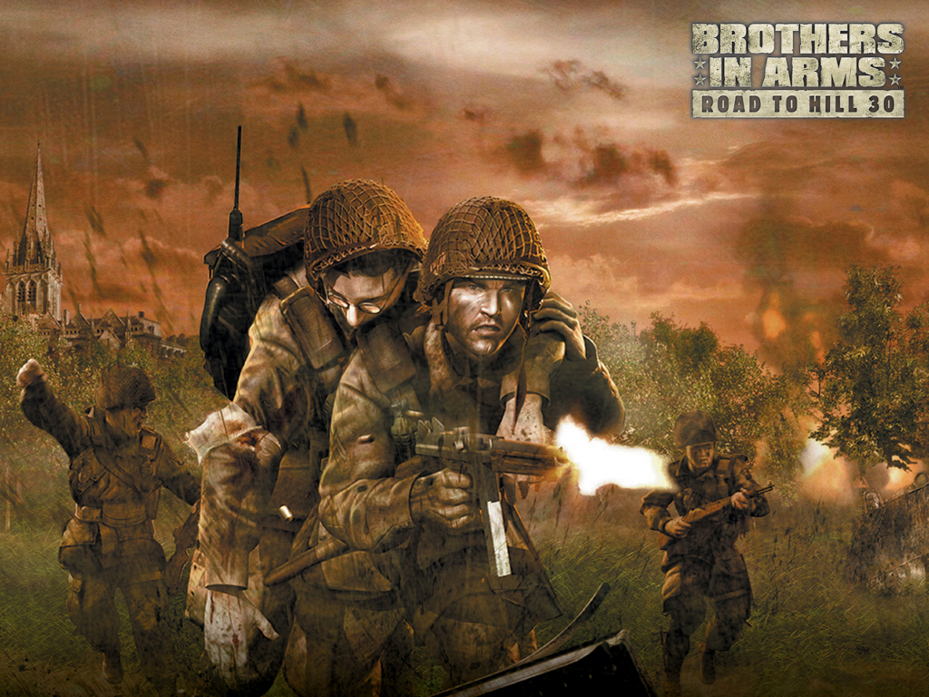 Games Wallpaper: Brothers in Arms