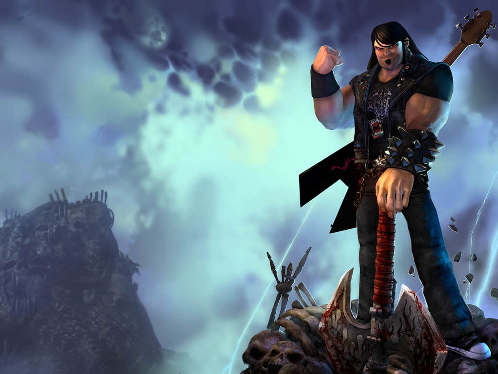 Games Wallpaper: Brutal Legend