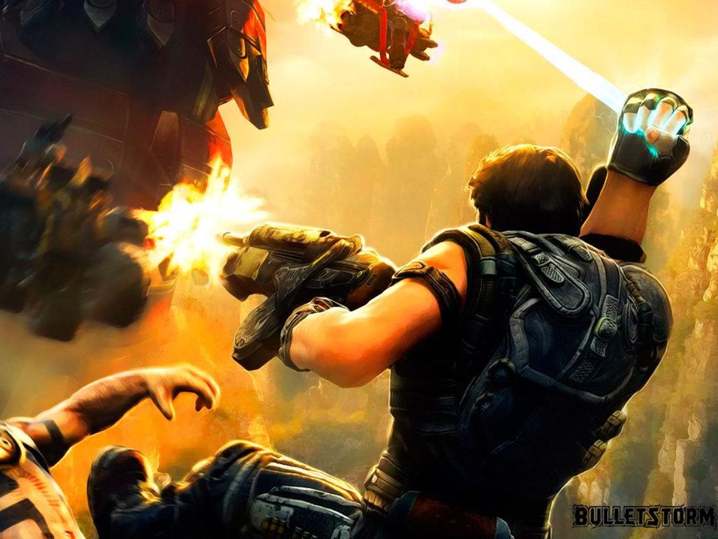 Games Wallpaper: Bulletstorm