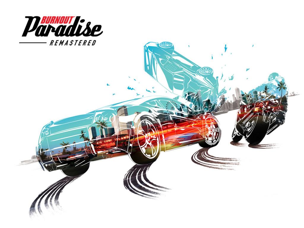 Papel de Parede Gratuito de Jogos : Burnout Paradise Remastered