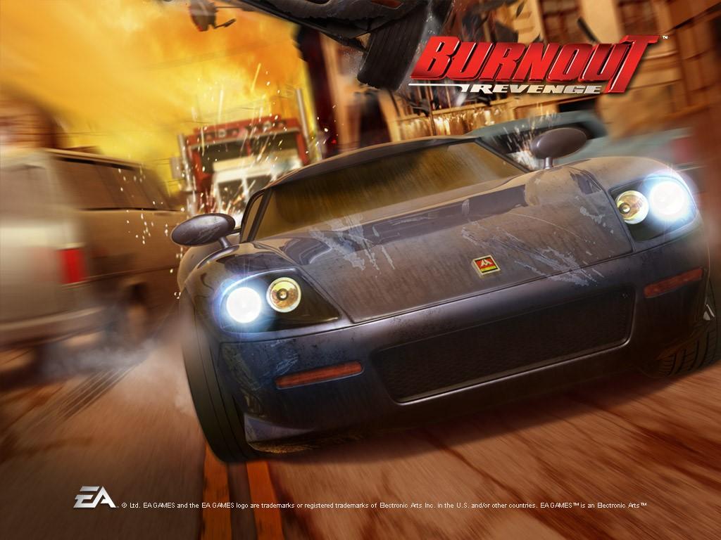 Papel de Parede Gratuito de Jogos : Burnout Revenge