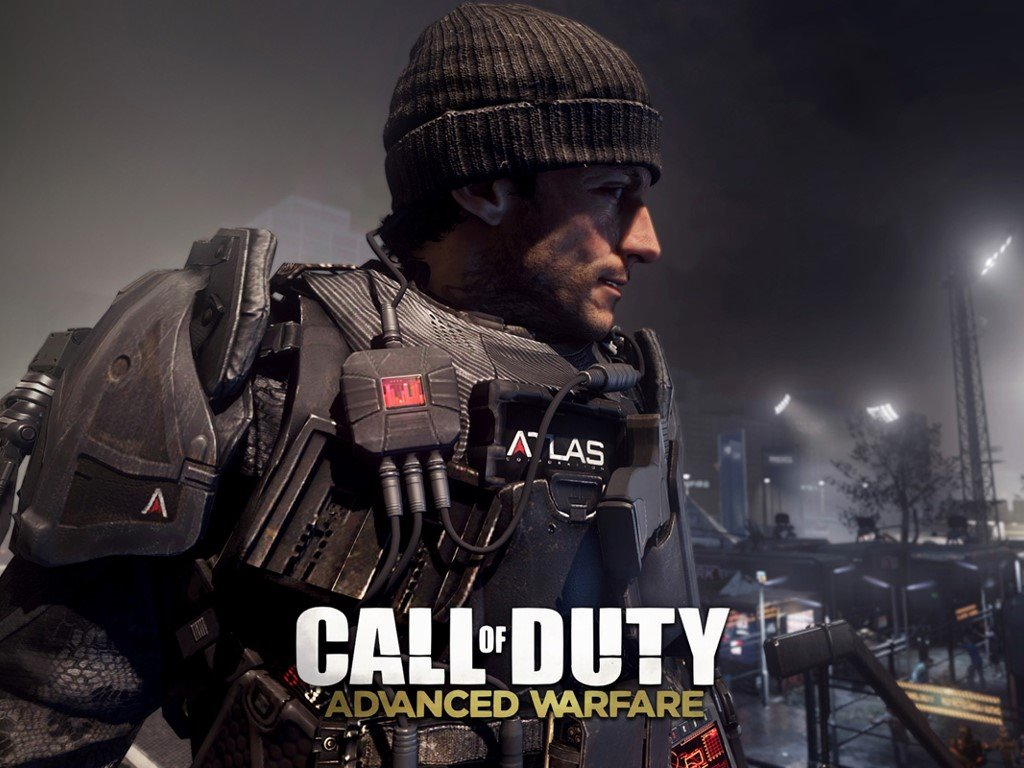 Games Wallpaper: Call of Duty - Advanced Warfare