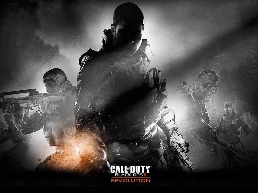 Games Wallpaper: Call of Duty - Black Ops 2