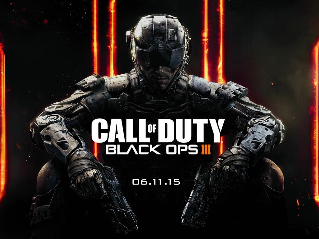 Games Wallpaper: Call of Duty - Black Ops III