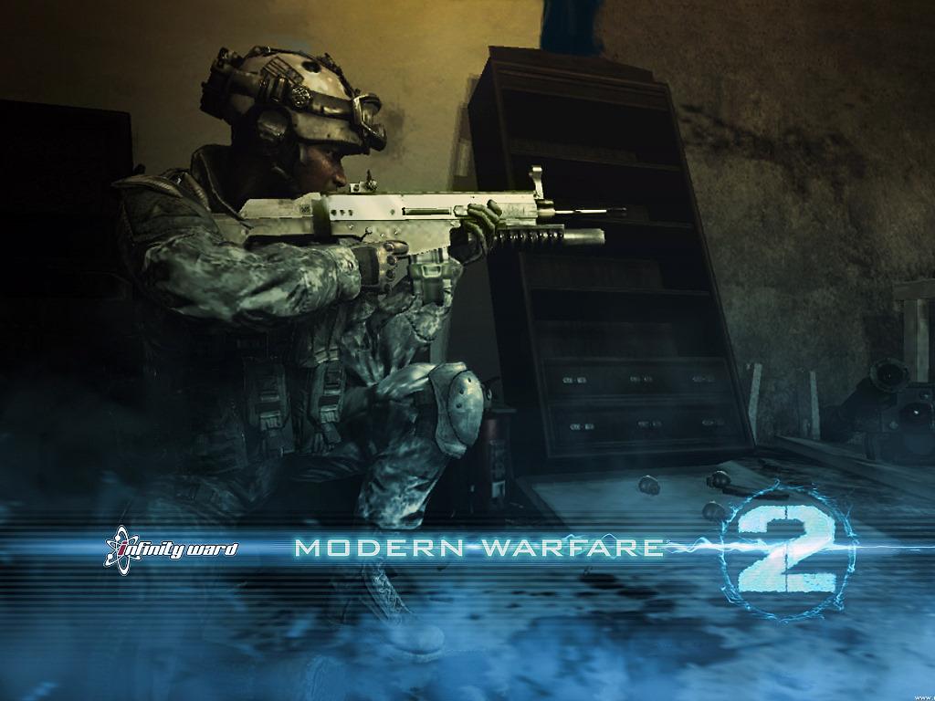 Games Wallpaper: Call of Duty - Modern Warfare 2