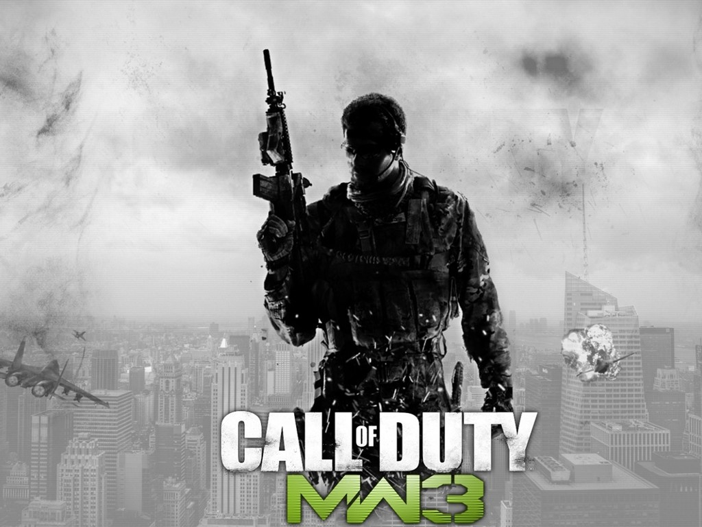 Games Wallpaper: Call of Duty - Modern Warfare 3