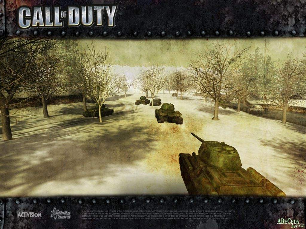 Games Wallpaper: Call of Duty