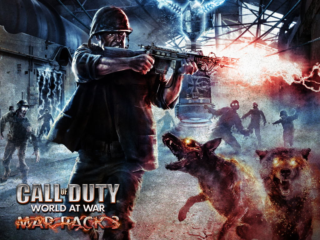 Games Wallpaper: Call of Duty - World at War