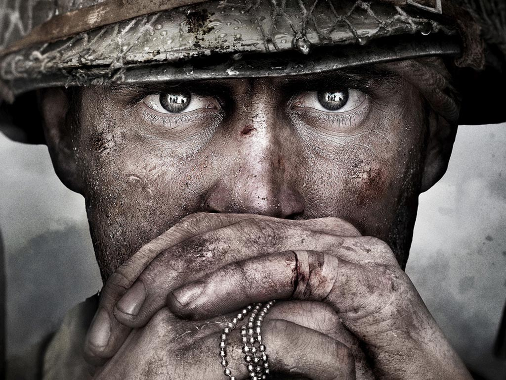 Games Wallpaper: Call of Duty WWII