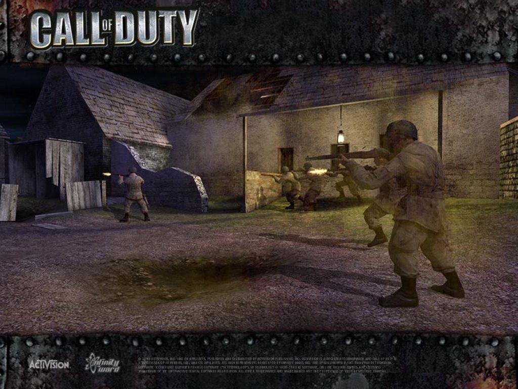 Games Wallpaper: Call of Duty