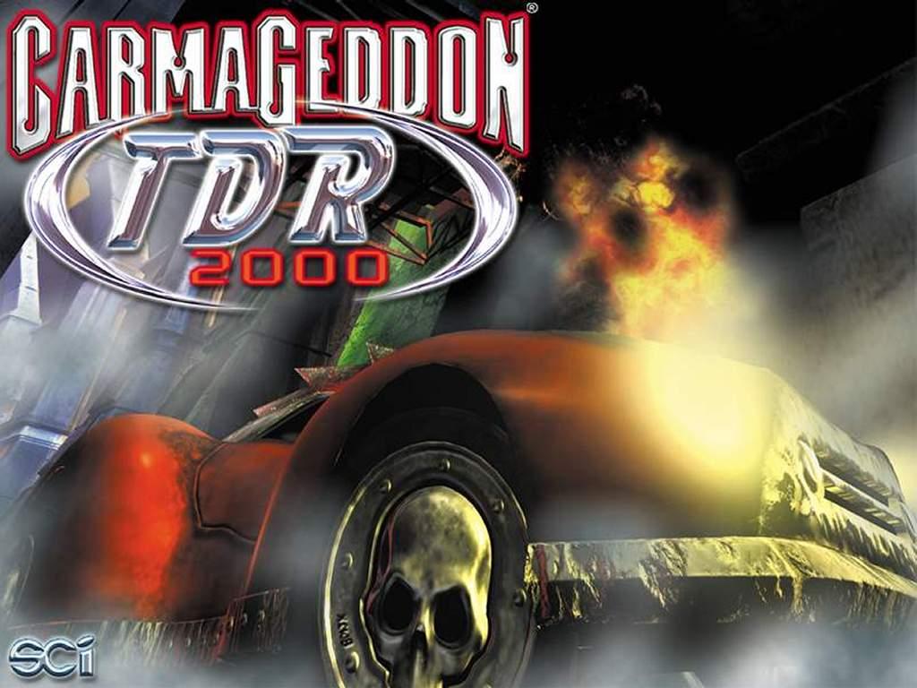 Games Wallpaper: Carmageddon 2000