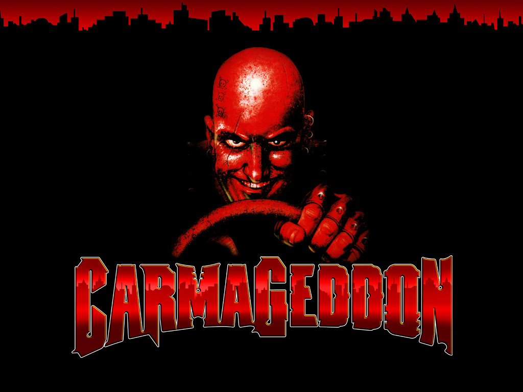 Games Wallpaper: Carmageddon