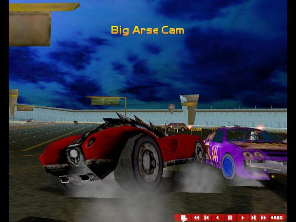 Games Wallpaper: Carmageddon