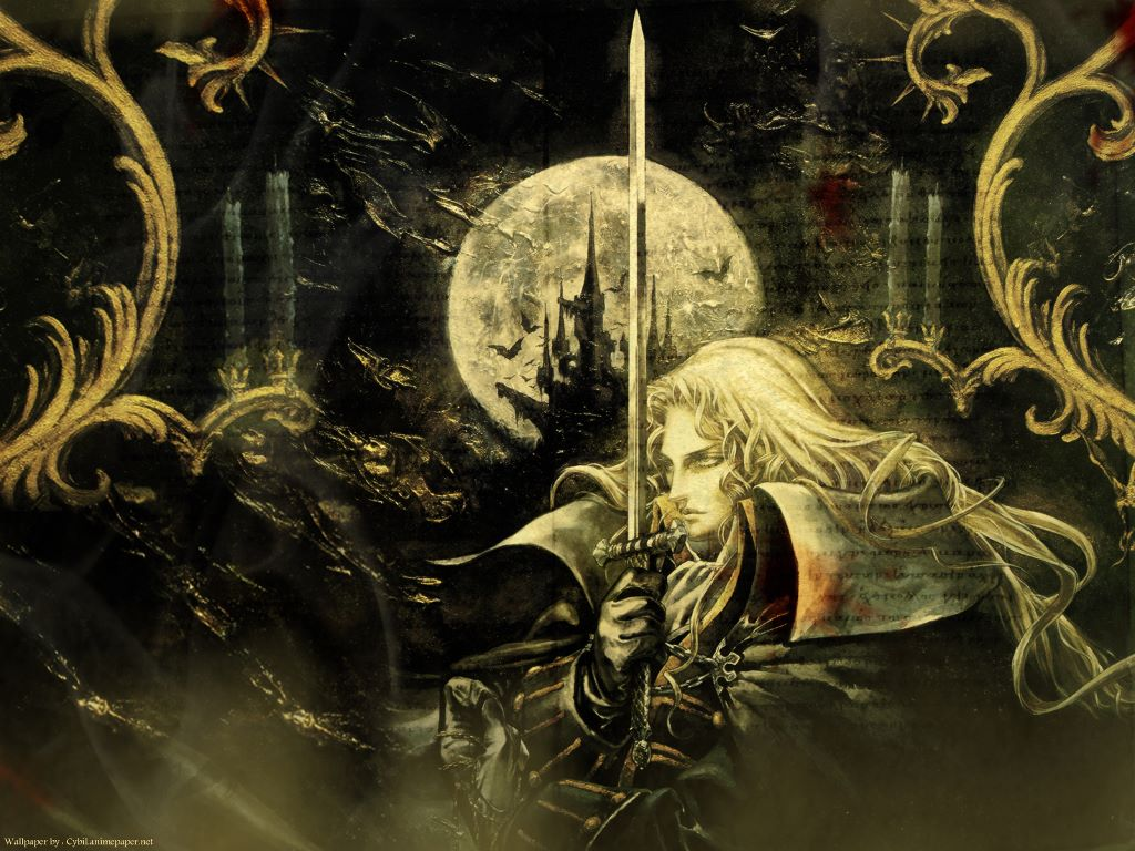 Games Wallpaper: Castlevania - Symphony of the Night