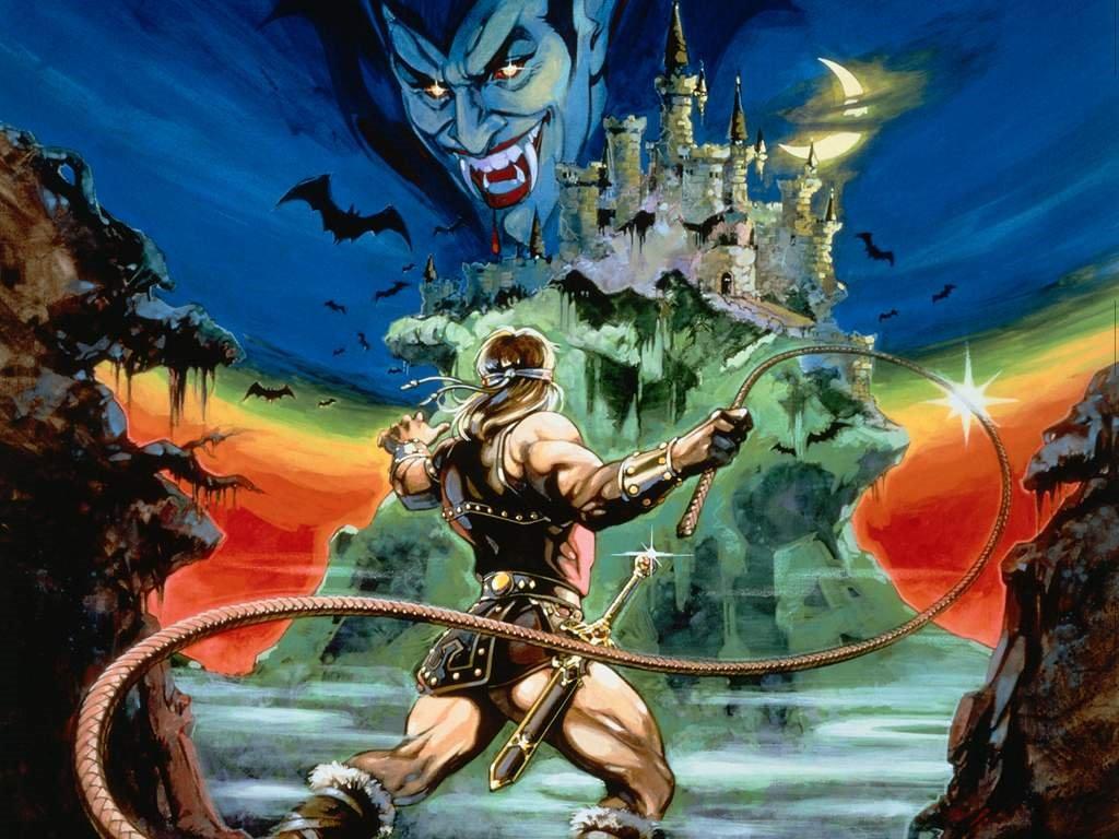 Games Wallpaper: Castlevania