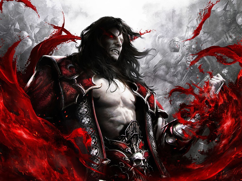 Games Wallpaper: Castlevania - Lords of Shadow 2