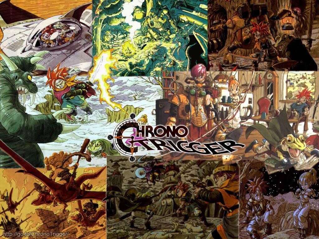 Games Wallpaper: Chrono Trigger