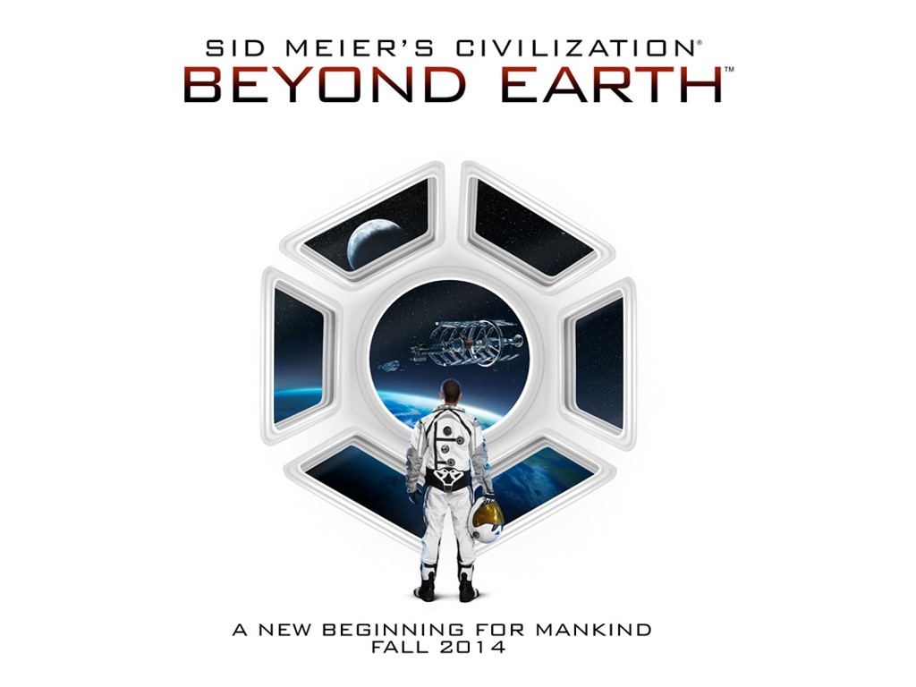 Games Wallpaper: Civilization Beyond Earth