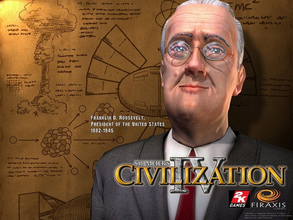 Games Wallpaper: Civilization IV
