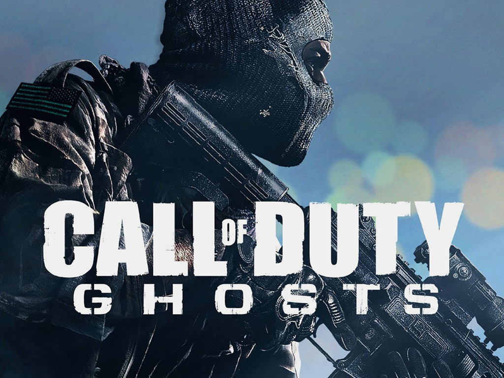 Games Wallpaper: Call of Duty Ghosts