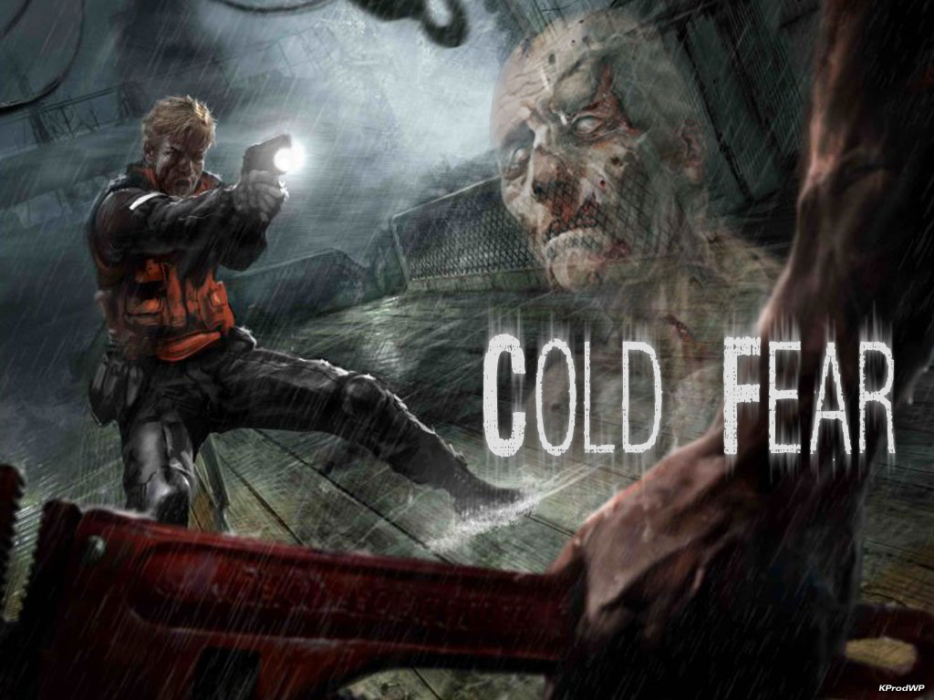 Games Wallpaper: Cold Fear