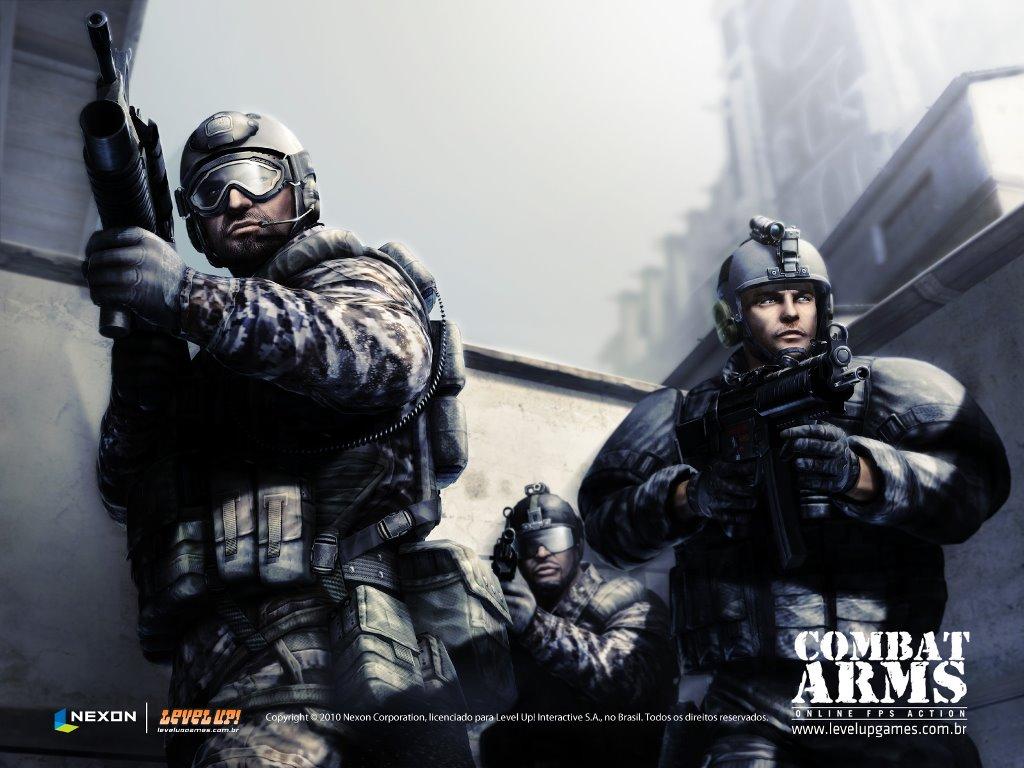Games Wallpaper: Combat Arms