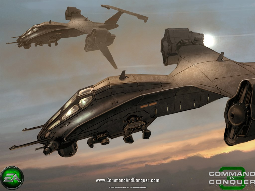 Games Wallpaper: Command and Conquer 3