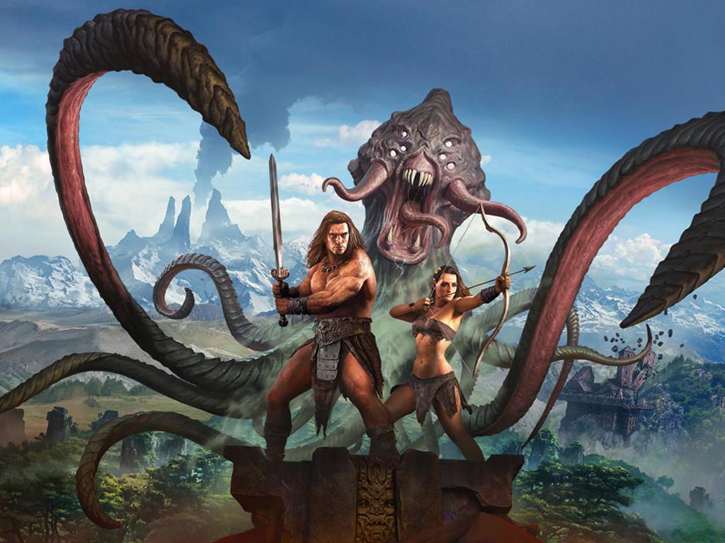 Games Wallpaper: Conan Exiles