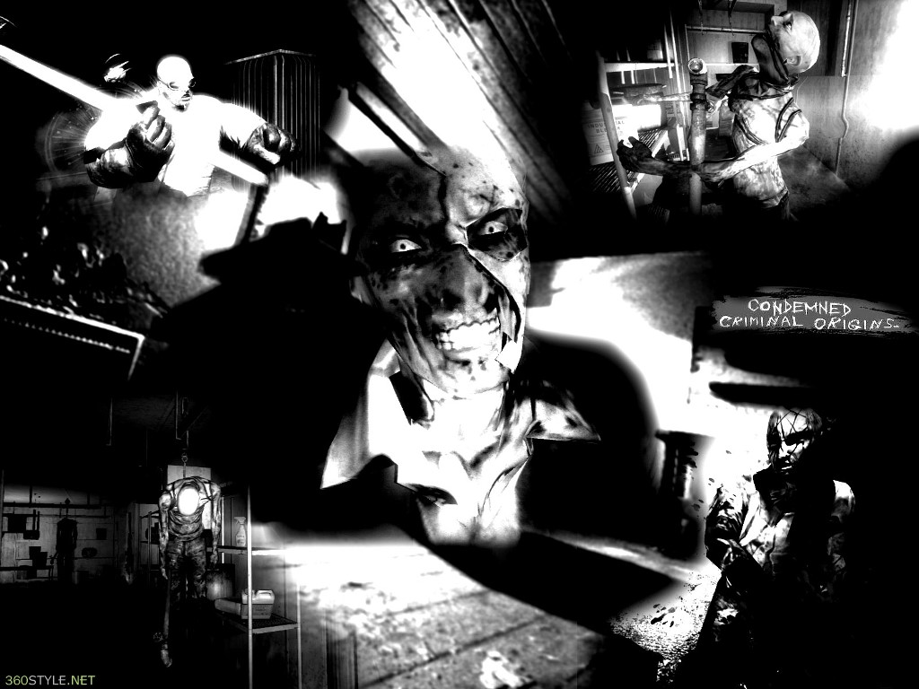 Games Wallpaper: Condemned