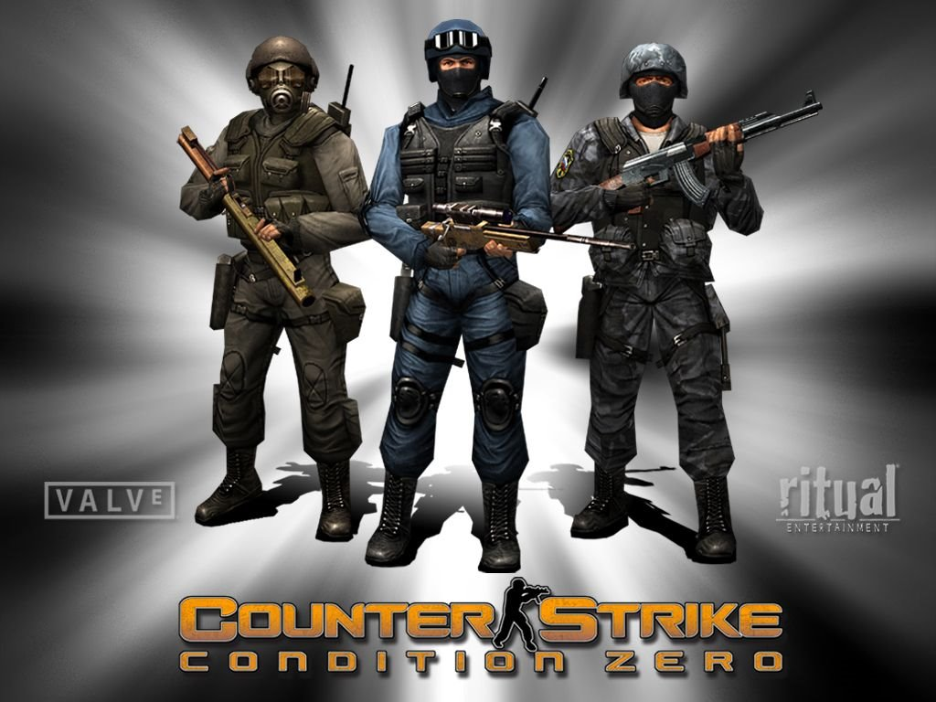 Games Wallpaper: Counter-Strike - Condition Zero