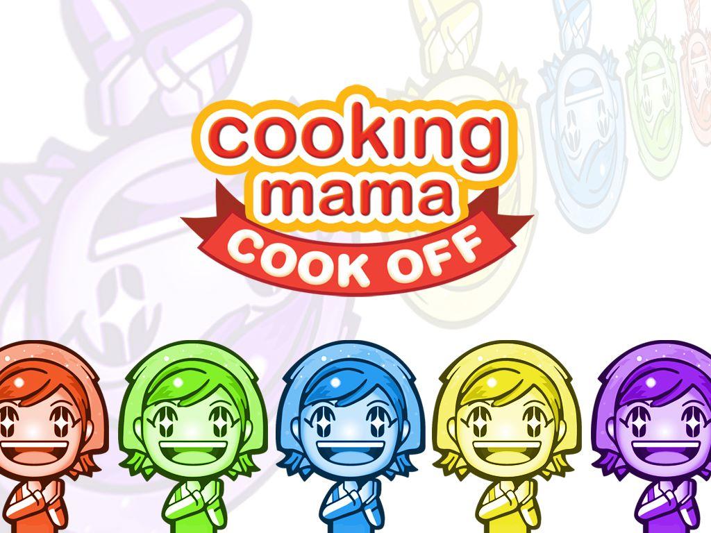 Games Wallpaper: Cooking Mama
